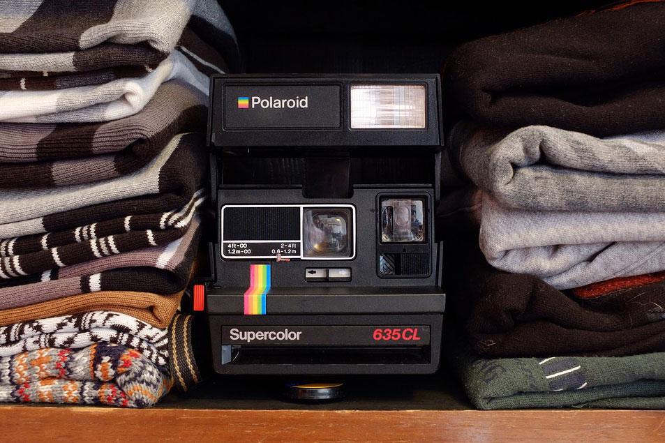 macchine fotografiche per istantanee